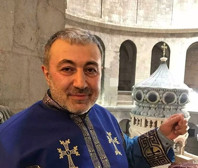 Следователи возбудили уголовное дело против убитого дочерьми Михаила Хачатуряна