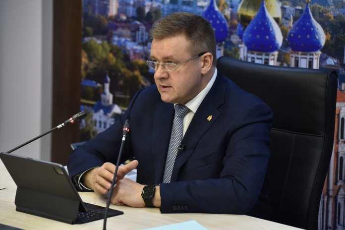 Губернатор поручил выделить на благоустройство рязанских дворов 100 млн рублей