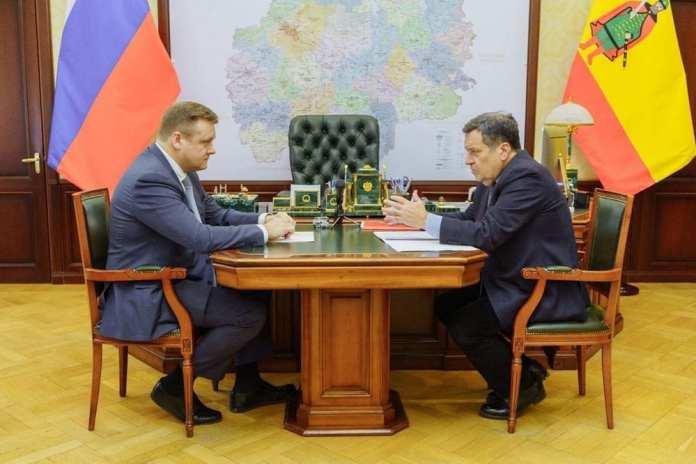 Губернатор Любимов пообещал жёсткую реакцию на отвратительное качество дорог в Рязани