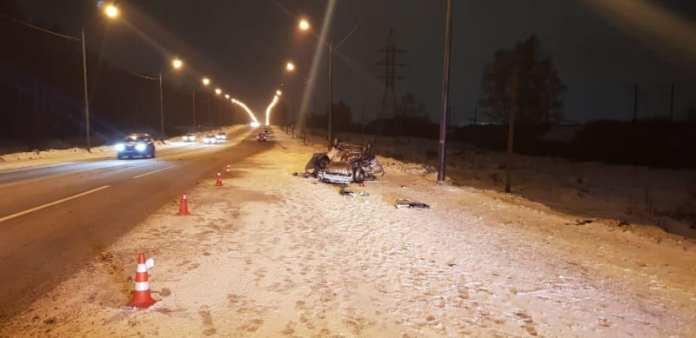 23-летний рязанец, устроивший смертельное ДТП на Южной окружной, не имел водительских прав