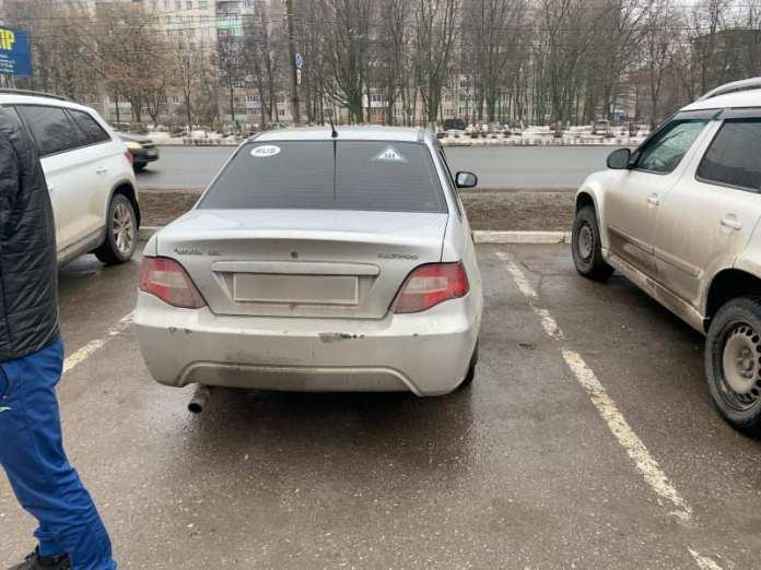 """В Рязани автомобиль """"Дэу Нексиа"""" сбил 39-летнего мужчину"""