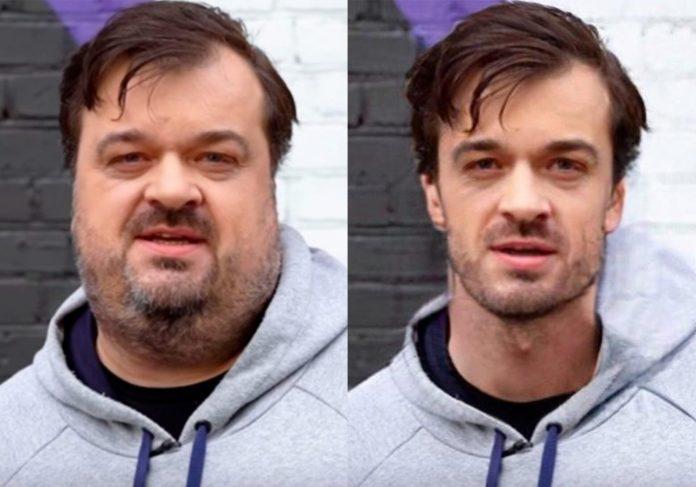 Гарик Харламов показал, как выглядели бы российские звёзды без лишнего веса