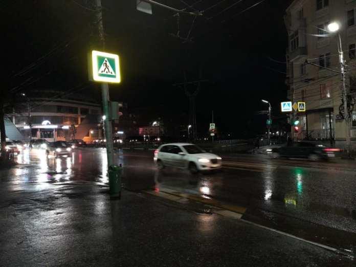 """""""Киа Рио"""" сбила 38-летнюю рязанку на улице Дзержинского"""