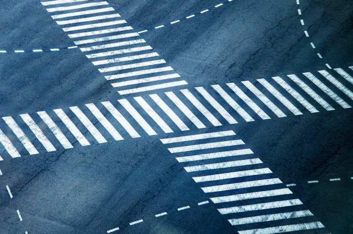 На нескольких архангельских перекрестках появятся диагональные пешеходные переходы