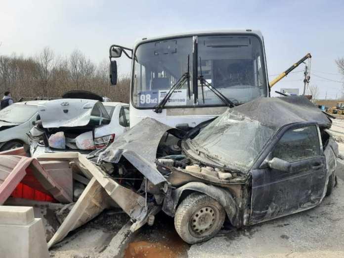 Любимов прокомментировал массовое ДТП на мосту в Рязани