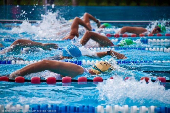 Рязанский пловец вновь вошёл в пятерку сильнейших на чемпионате России