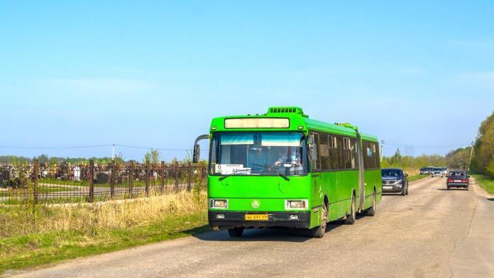 На Пасху количество автобусов маршрутов №2, 6 увеличат