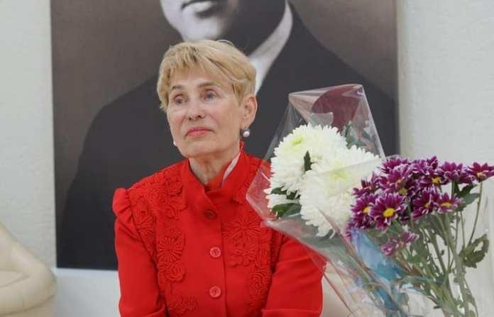 Рязанский поэт Раиса Купавская представила публике 7 том своего собрания сочинений