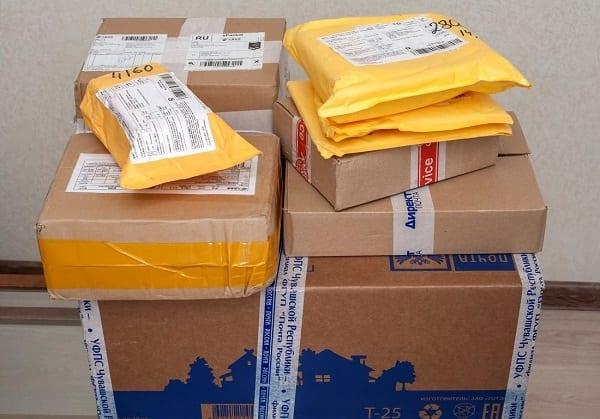 С начала года с помощью онлайн сервиса Почты России рязанцы отправили более 50 000 посылок