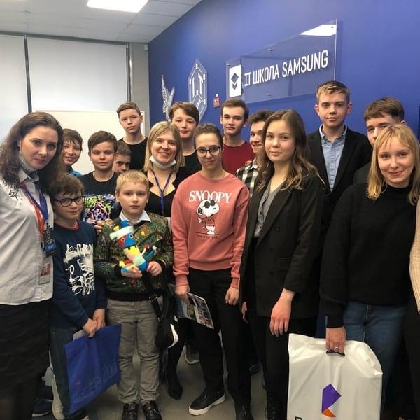 «Ростелеком» поддержал в Рязани профориентационный интенсив «Будущее за IT»