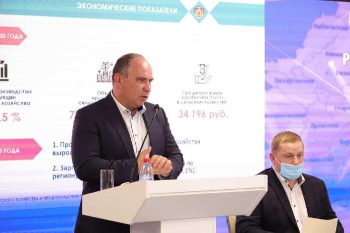 В Рязанской области принимают меры по стабилизации цен на социально значимые продукты