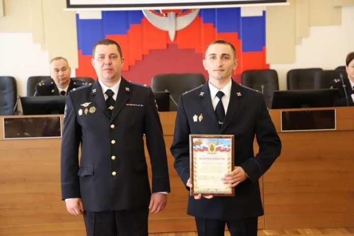 Следователи рязанской полиции отмечают свой профессиональный праздник