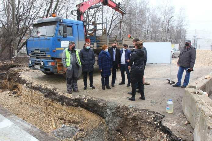 Мост через Трубеж в Рязани будут ремонтировать ночью