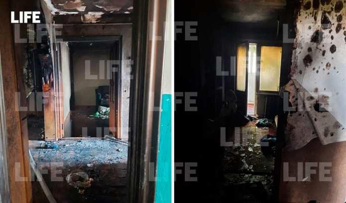 Двое детей погибли и двое пострадали на пожаре в Дагестане