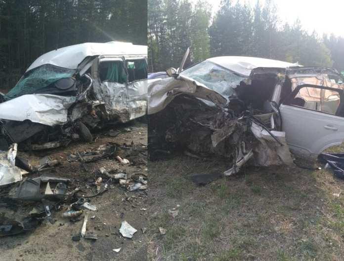 В ДТП в Курганской области погибли пять человек