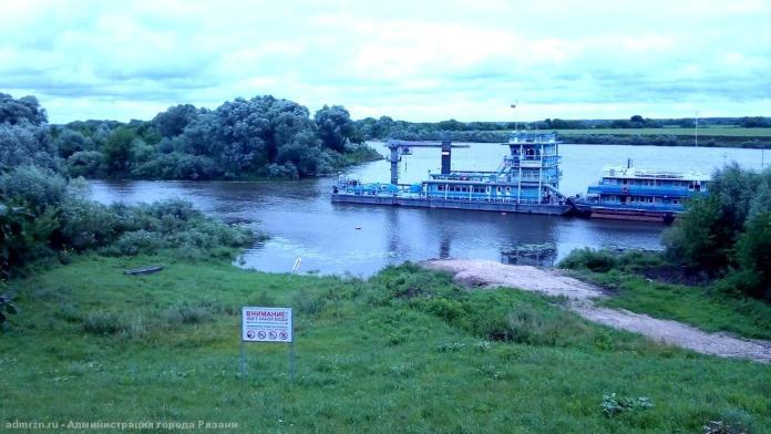 """""""Водоканал"""" очистит дно Оки для улучшения качества водопроводной воды"""