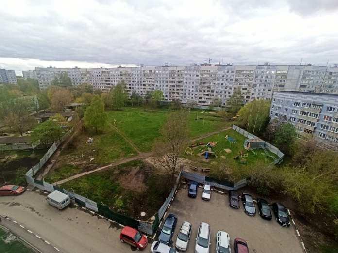 В рязанском Канищеве организовали стройку без предупреждения