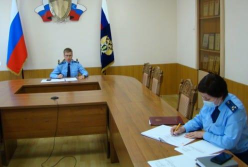 Рязанка пожаловалась заместителю прокурора на нарушения при начислении платы за вывоз ТБО