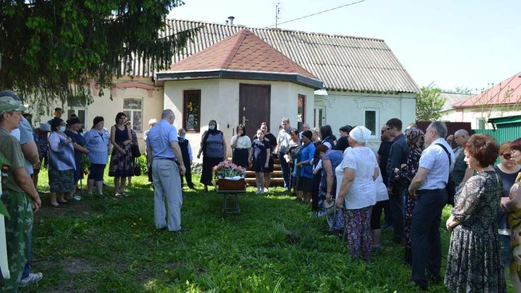 В Старожиловском районе похоронили прокурора Светлану Евликову