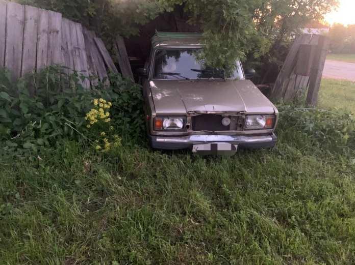 В рязанском селе пьяная женщина-водитель задавила насмерть пешехода