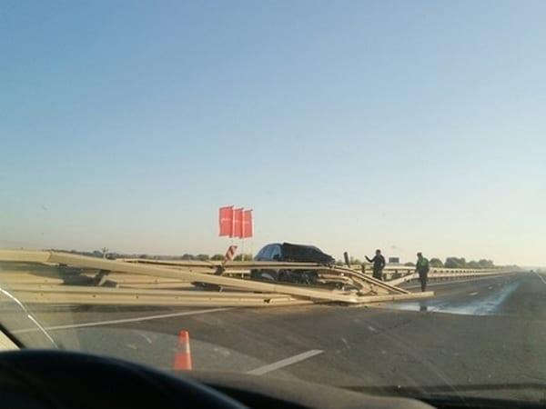 Очевидец сообщил о серьёзной аварии под Рязанью