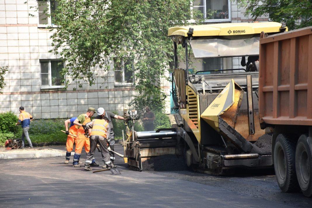 В Костроме благоустроят почти 250 дворов