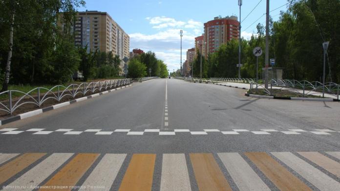 Ещё одну дорогу приняли после ремонта рязанские власти