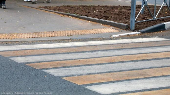 Дороги трёх улиц Рязани отремонтировали с нарушениями