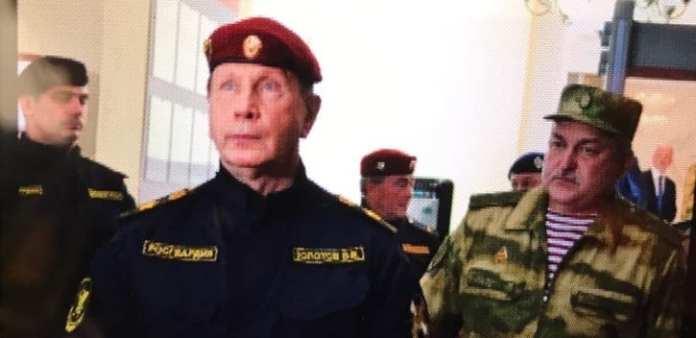 Виктор Золотов открыл в Рязани новый центр лицензионно-разрешительной работы