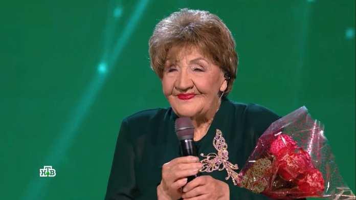 87-летняя пенсионерка из Касимовского района спела песню на федеральном телеканале