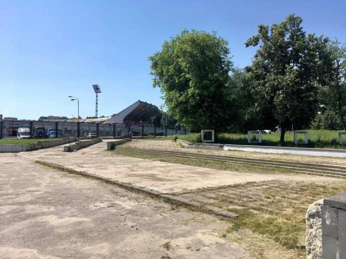 Архитекторы оценили модернистский ансамбль на входе в ЦПКиО