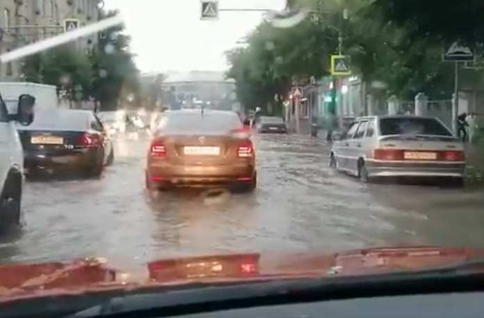 Елена Сорокина рассказала, за счёт чего можно решить проблему с ливневой канализацией