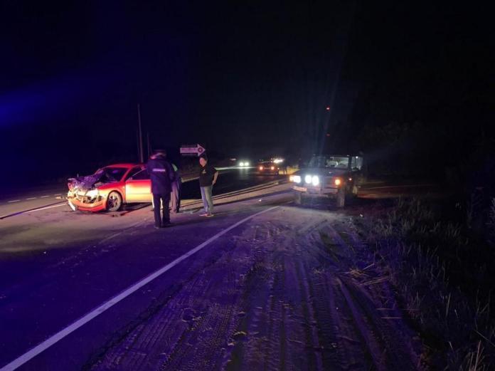 В столкновении Volkswagen Passat и Land Rover на трассе Москва — Касимов пострадал ребёнок