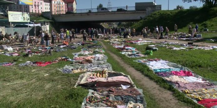 В Рязани ищут новое место для разросшегося «блошиного рынка»