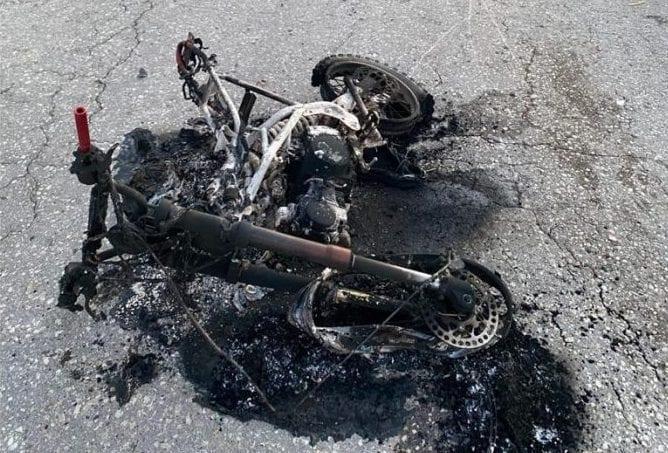 Несовершеннолетние мотоциклисты попали в ДТП с Спасском районе