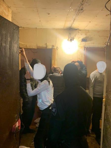 На улице Зубковой в Рязани накрыли наркопритон