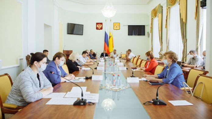 В Рязанской Облдуме обсудили организацию детского отдыха