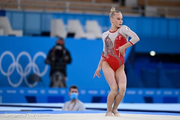 Российская гимнастка завоевала бронзу на ОИ-2020 в Токио