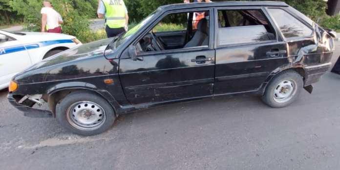 Автомобиль с нетрезвым водителем задержали в Приокском