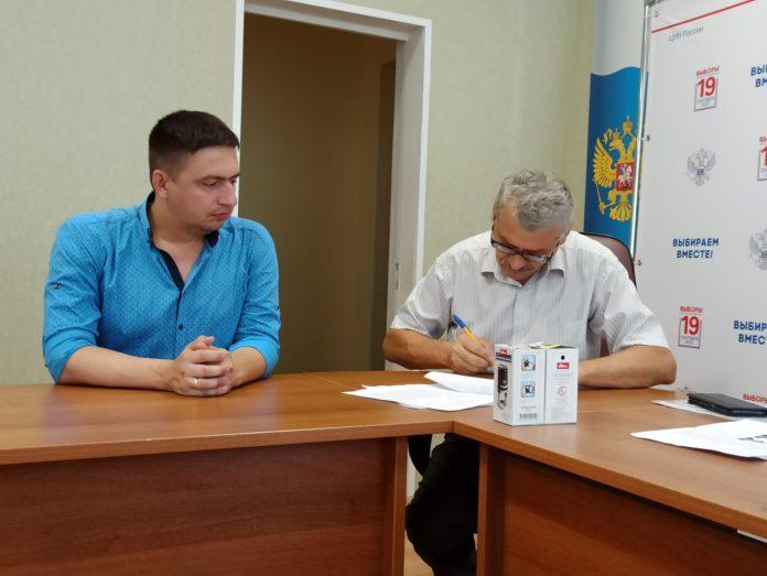 Кандидаты в депутаты от партии «Новые люди» подали документы в рязанский облизбирком