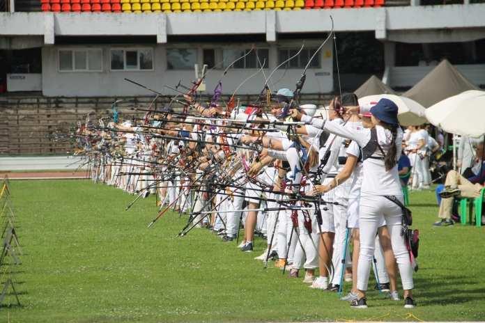 Рязанские лучники завоевали награды всероссийских соревнований