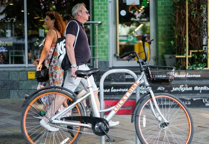 Рязанцам доступна бесплатная поездка от велошеринга Lucky Bike
