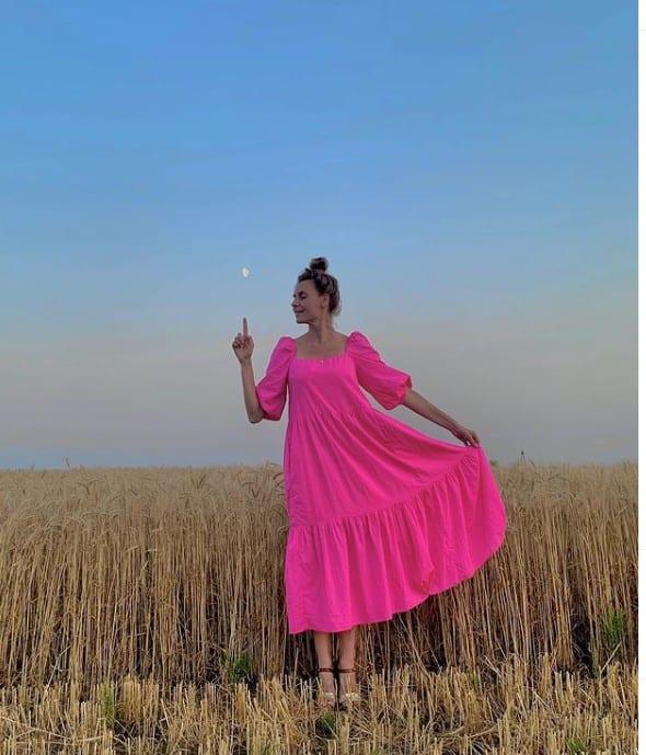 Актриса Любовь Толкалина приехала в Рязанскую область набраться сил