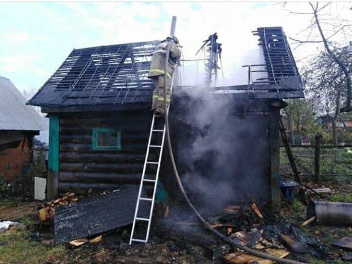 Стала известна причина пожара в Смоленской области, где сгорели пятеро детей