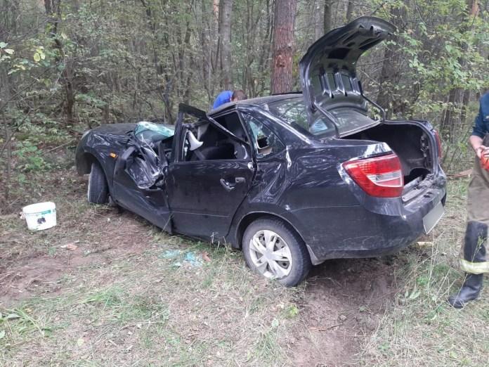 Нетрезвый водитель устроил ДТП с пострадавшими в Касимовском районе