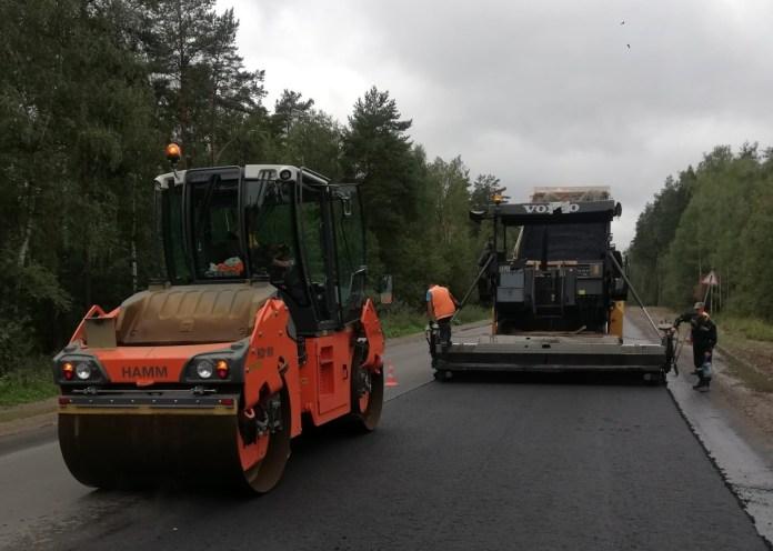 На ремонт дороги в Касимовском районе потратят почти 300 миллионов рублей