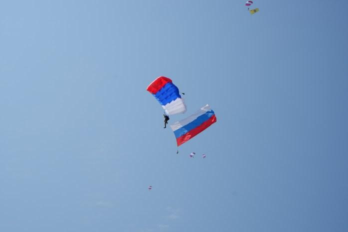 В Рязани прошел праздник в честь дня ВДВ