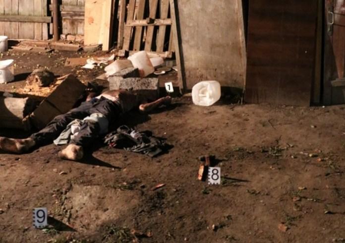 В Рязани супруги убили собутыльника молотком и бетонным блоком