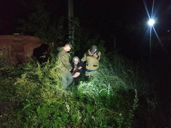Волонтёры нашли пропавшую в Шилове 86-летнюю женщину