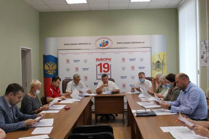 На выборах в Госдуму в Рязанской области зарегистрировали 18 одномандатников
